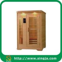 China High Quality Wooden Infrared Sauna Room (ISR-05) wholesale