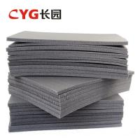 China Chemical Cross Linked Acoustic Soundproofing Foam , Sound Insulation Foam Non Toxic on sale