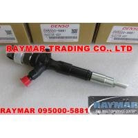 China DENSO common rail injector 095000-5880 for TOYOTA 23670-30050 23670-39095,23670-39096 wholesale
