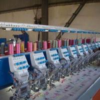 China Embroidery Machine with Excellent Design, Good Performance, Flexible Operation on sale