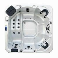 China Trustworthy Whirlpool SPA with Two Neck Collars System wholesale