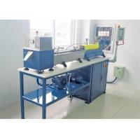China Mini Lab Testing Machine Dual Screw Extruder With PP PE Color CE ISO9001 wholesale