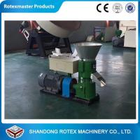 China 500kg/h Small farm Use Poultry Chicken Feed Pellet Making Machine wholesale