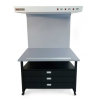 China Tilo CC120-B TL84 CWF Color Checking Light Box 36W With Drawers wholesale