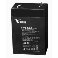 Buy cheap Vrla battery, AGM battery, ups CP640E 6V 4Ah from wholesalers