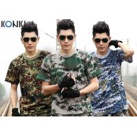 China Anti - Fray Military Dress Uniforms Hunting Camouflage Clothing For Army wholesale