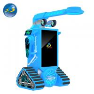 China 360 Degree VR Arcade Machines , Virtual Reality Simulator Easy Operate on sale
