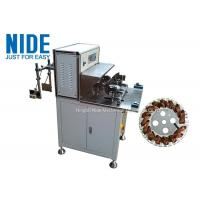 China Ceiling Fan Stator Coil Winding Machine , Automatic Motor Coil Winding Machine wholesale