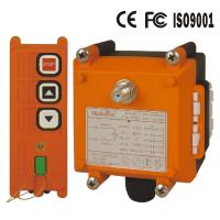 China Industrial Radio Remote Control, Wireless Winched Industrial Remote Control F21-2S, Simple and durable wholesale