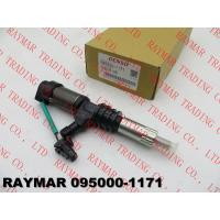 Buy cheap DENSO Common rail fuel injector 095000-1170, 095000-1171, 095000-0720, 095000-0722 for MITSUBISHI ME300330, ME300290 from wholesalers