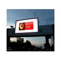 China P6 1R1G1B Outdoor Led Advertising Panel Full Color Real Pixels Environment Friendly wholesale