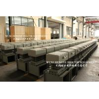 China Square Flange Electric Air Duct Heaters For Gas Automatic Temperature Control wholesale