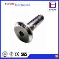 China Nickel Plated Stainless Steel Ball Head Screw High Quality weld studs bolts wholesale