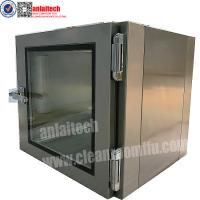 China Medical Pass Box with Sterilization System on sale