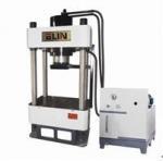 China Four-Pillar Three-Girder Hydraulic Press (BL-HP-DQ500A) wholesale