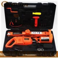 Buy cheap 3 TON Capacity Electric Car Jack With Electric Wrench one Set Box from wholesalers