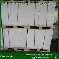 China Roll A4 White Paper wholesale