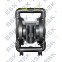 China Industrial Casting Steel Diaphragm Pump 2 Inch For Printing Ink wholesale