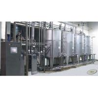 China Automatic CIP clean-in-place system / CIP Automatic Washing System for milk,juice  filling production line wholesale
