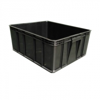 China Black 500*360*175MM Electric Conduction ESD Tray wholesale