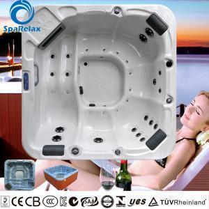 China A200 Height  80cm Acrylic spa hot tub wholesale