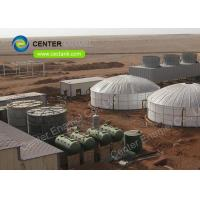 China Costa Rica Glass - Lined Steel Potable Water Tank With NSF Certifications on sale