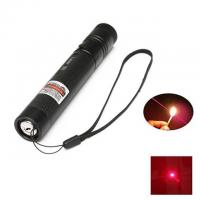 China Durable Aerometal Red High Power Laser Pointer Pen For Teaching Indicator wholesale