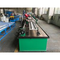 China Adjust by Hand Ceiling C Channel Roll Froming Machine With Hydraulic Decoiler wholesale