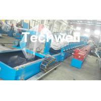 China 15KW Hydraulic Power Highway Guardrail  Roll Forming Machine wholesale