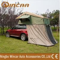 China Aluminum Pole Tent and Awning , Net 4WD Camping Car Camper Trailer wholesale