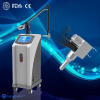 China 30W RF Pipe Fractional CO2 Laser Acne Scar Removal Laser Surgical Machine on sale