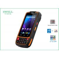 China 1D 2D Scanner mobile phone 4.7inch Android 5.1.1 2G 16GB Rugged Phone with LF 125KHz 134.2KHz wholesale
