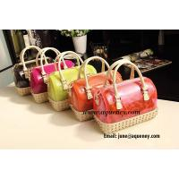 China Wholesale fashion vogue silicone handbag, Candy jelly bag wholesale