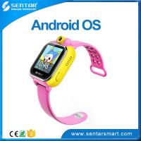 China 2016 kid smart watch V83 GPS Location SOS Call Safe Wristwatch Finder Locator Tracker Watch for Kid Child Anti Lost wholesale
