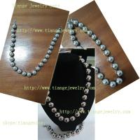 China 316L stainless steel wholesale Excellent quality necklace stainless steel ball chain on sale