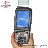 China Handheld IP54 GIS Terminal , Workshop Management PDA ISO 15693 RFID Read And Writer wholesale