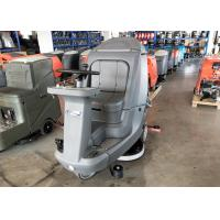 China 510 Inch Double Brushes Commercial Floor Cleaning Machines For Warehouse wholesale
