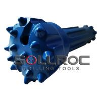China 95mm DTH Drilling Tools Blue Color 3'' DHD3.5 DTH Bit For Water Well Drilling wholesale