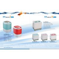 China Protable Mini Single Tub Home Washing Machine For Singlebaby With Colorful Lid And Body wholesale