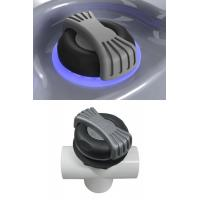 China Hot Tub Spa Led Diverter Valve Inflatable Spa Hot Tub Accessories wholesale