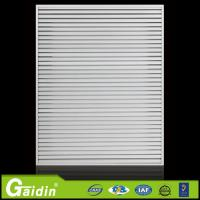 China Eco friendly High end customized anodized glasses inserted toilet bathroom window door and mirror aluminum frame wholesale