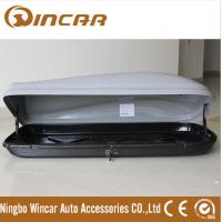 Quality Universal Rooftop Cargo Box For Luggage , Car Roof Storage Box for sale