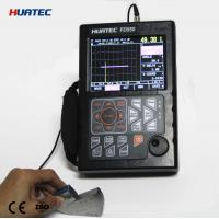 China High Speed Ultrasonic Flaw Detection Equipment With Automated Gain 0db - 130db wholesale