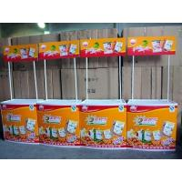 China Promotional Portable Trade Show Counter For Outside / Indoor Advertising wholesale