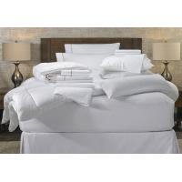 China OEM / ODM Hotel Collection Linen Bedding And Sheet / Home Pillow Cases wholesale