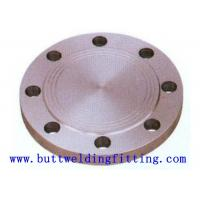 China 07Cr19Ni1 SHH304H S32750 A182 F53 super duplex stainless steel Slip on & blind flange on sale