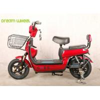 China 14 Inch48V  nice design Electric Bike/scooter , lady and child style with two seats for SE market wholesale