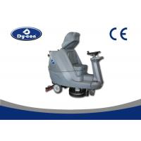 China Double Brush 1160MM Hard Floor Cleaning Machines For Medical Industry wholesale