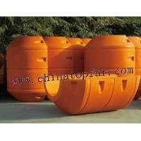 Hose floater, pipe float for dredging project
