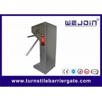 China Tripod Turnstile security systems With Ticket Inspection for Natural Area wholesale